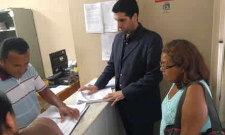 Chaval: Sindicato APEOC cobra celeridade em processos e protocola novas ações trabalhistas