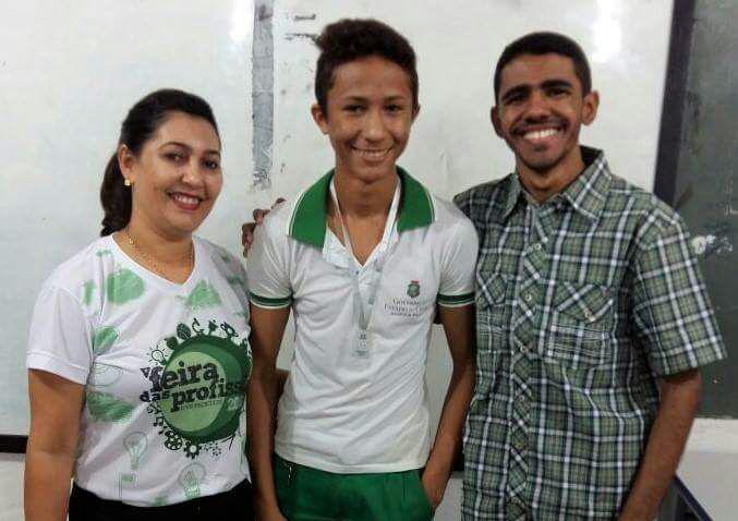 Estudante de Jaguaribe é ouro na Olimpíada Brasileira de Física das Escolas Públicas
