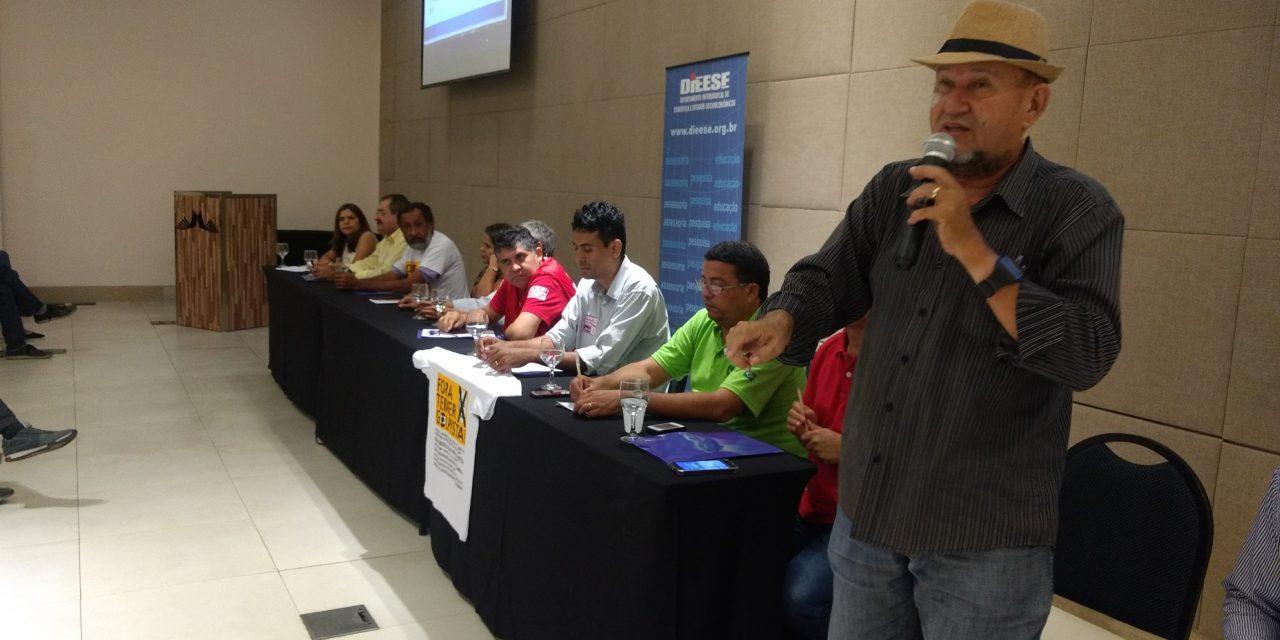 Sindicato APEOC participa de debate sobre Reforma da Previdência promovido pelo DIEESE