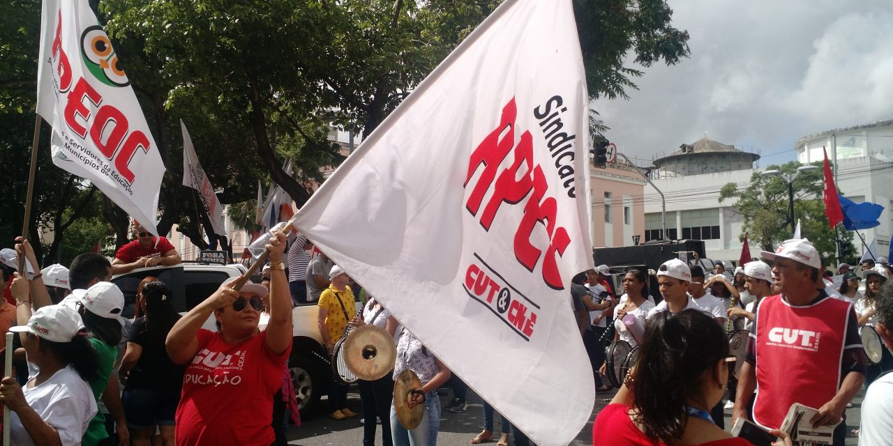 Nova mobilização nesta sexta (31) contra a Reforma da Previdência