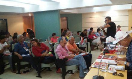 Sindicato APEOC participa de reunião do Comando Nacional da CNTE