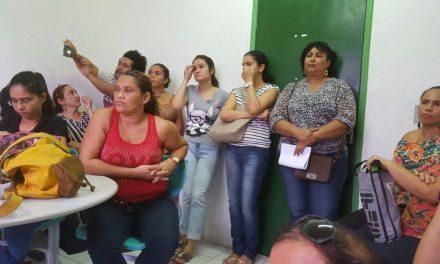 Pacatuba: Professores cobram reajuste salarial e outras pautas