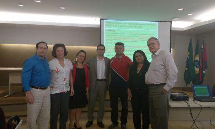 """Sindicato APEOC participa de reunião do projeto """"Valores Humanos na Educação Infantil"""""""