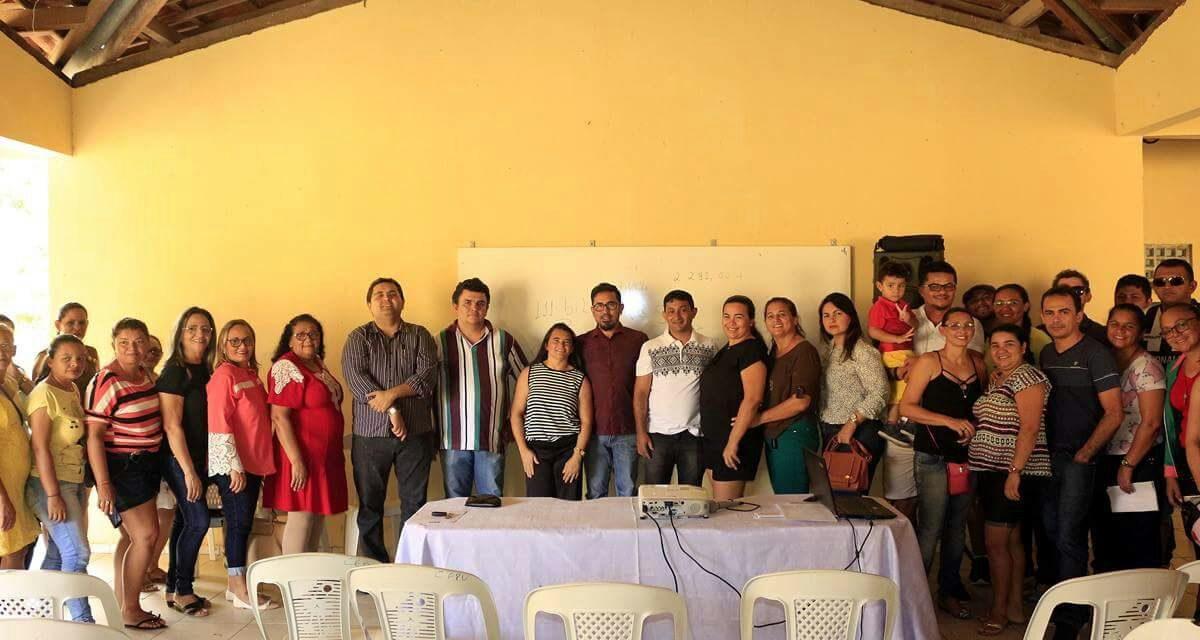 Itatira: Eleita Comissão Municipal do Sindicato APEOC