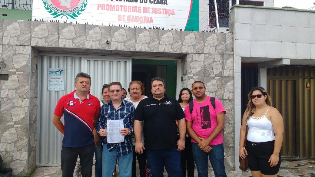 Caucaia: Sindicato APEOC aciona Ministério Público para novas convocações