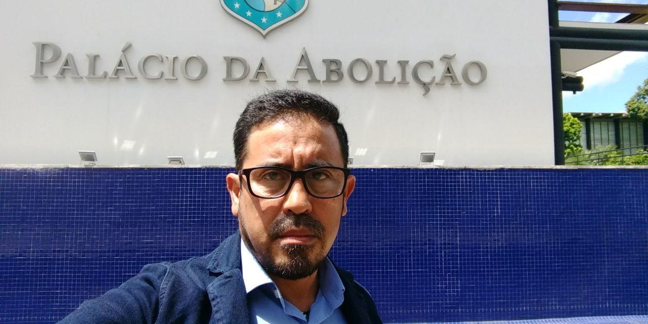 Agiliza, Camilo. Sindicato APEOC leva cobranças ao Palácio da Abolição