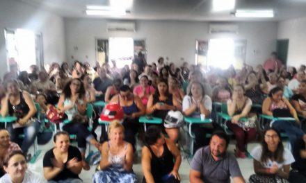Pacatuba: Sem resposta da Prefeitura, professores aprovam Indicativo de Greve