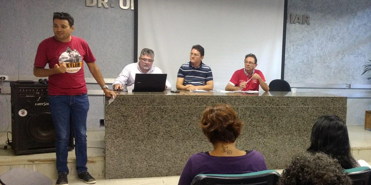 CEJAs: Sindicato, professores e gestores se reúnem para discutir propostas