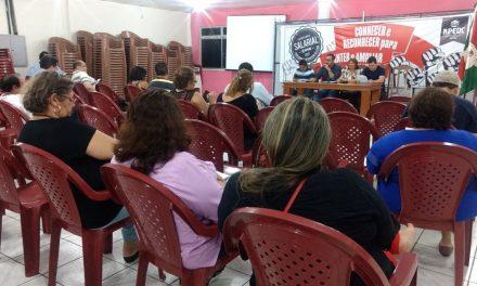 Executiva ampliada se reúne para escolher delegados para Congresso da CUT