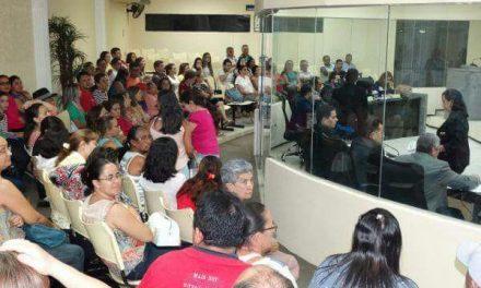 Tauá: Professores conquistam reajuste de 7,64%