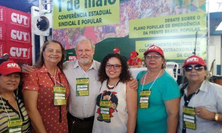 Sindicato APEOC participa da Conferência Estadual Sindical e Popular