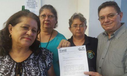 Sindicato APEOC cobra pagamento de gratificação de funcionários na folha de maio