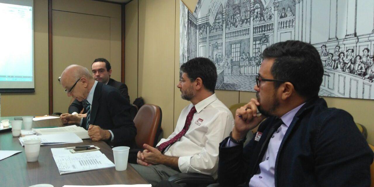 Novo Fundeb: Anizio Melo vai a Brasília participar de reunião da Comissão Especial da PEC 15/15