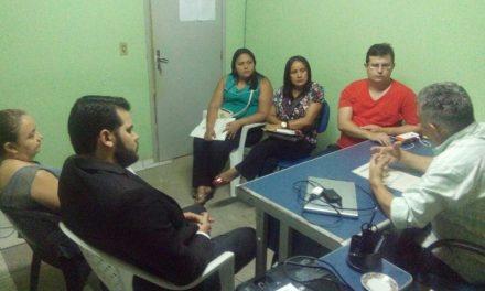 Morrinhos: Sindicato APEOC tem primeira audiência com secretário da Educação