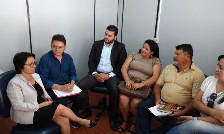 Boa Viagem: Sindicato APEOC tem audiência com procuradora do Município