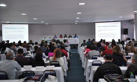 Sindicato APEOC participa de seminário sobre Privatização e Mercantilização da Educação no Brasil
