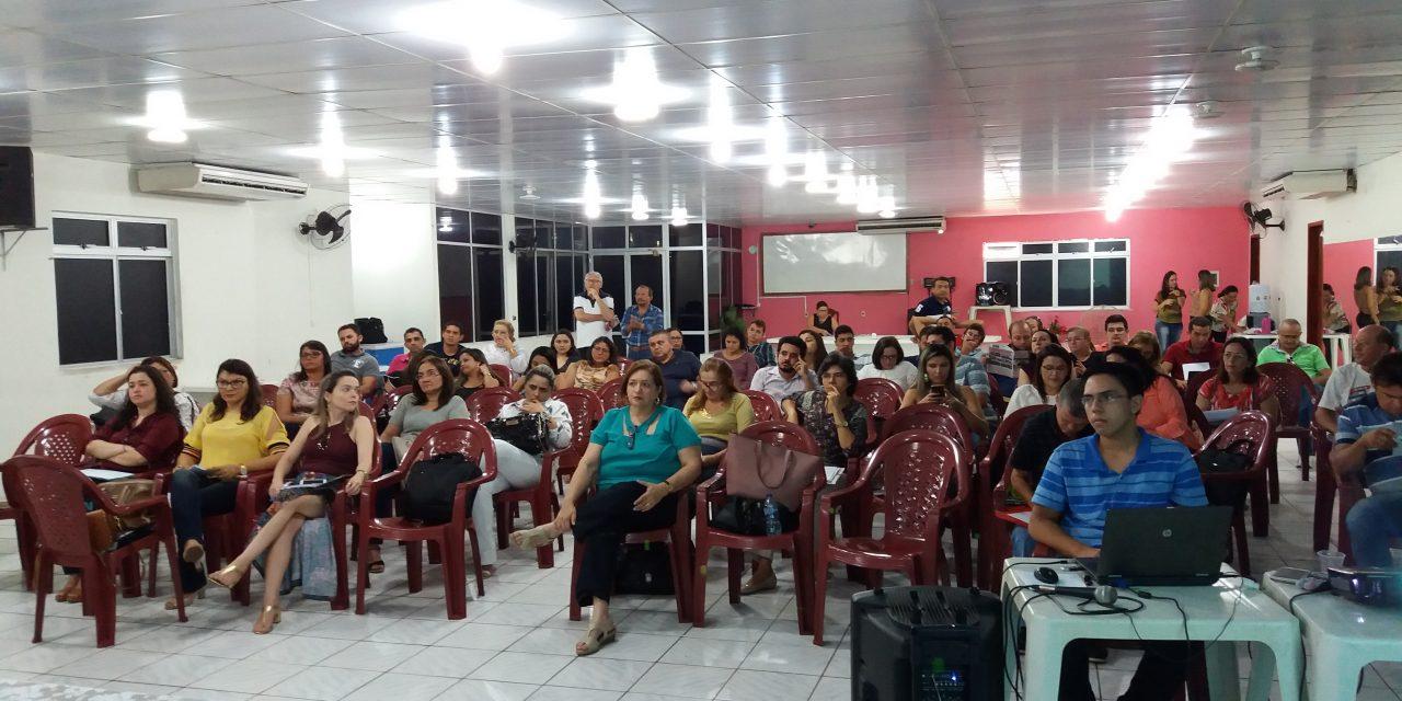Professores avaliam positivamente Encontro Estadual dos CEJAs
