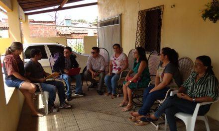 Itatira: Sindicato APEOC tem encontro com Comissão Municipal