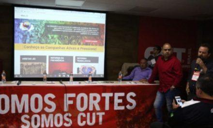 """CUT lança site """"Na Pressão"""" para cobrar parlamentares a votarem contra Reformas"""