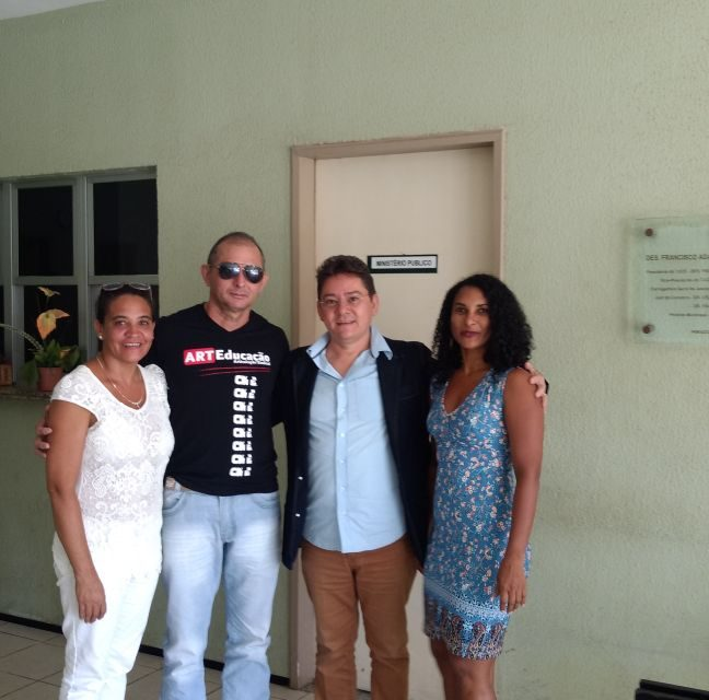 Paracuru: Sindicato APEOC tem audiência com Prefeitura e Ministério Público