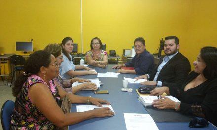 Boa Viagem: Sindicato APEOC tem audiência com prefeita