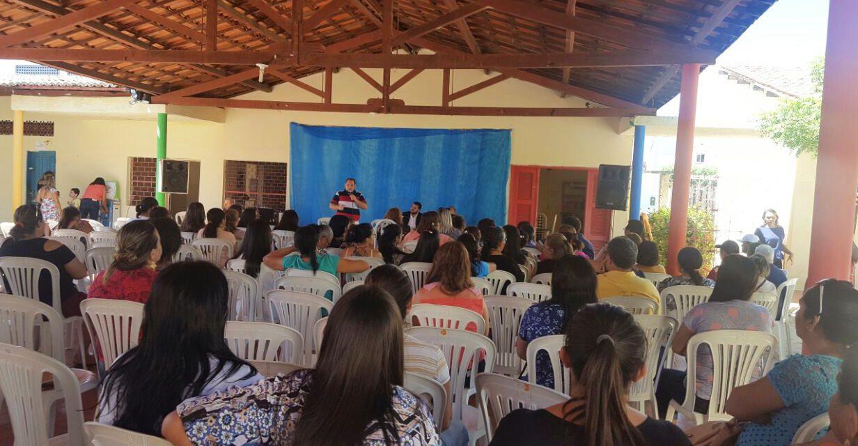 Jaguaruana: Seminário tira dúvidas sobre a Reforma da Previdência
