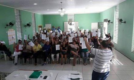 Chorozinho: Assembleia Geral apresenta os resultados da Mesa de Negociação