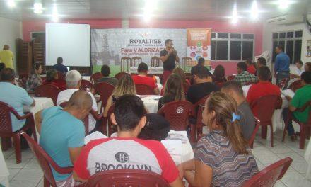 Comissões Municipais participam de encontro de formação e mobilização sindical