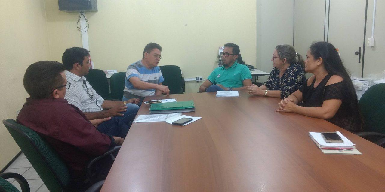 Itatira: Comissão Municipal se reúne com diretoria do Sindicato APEOC