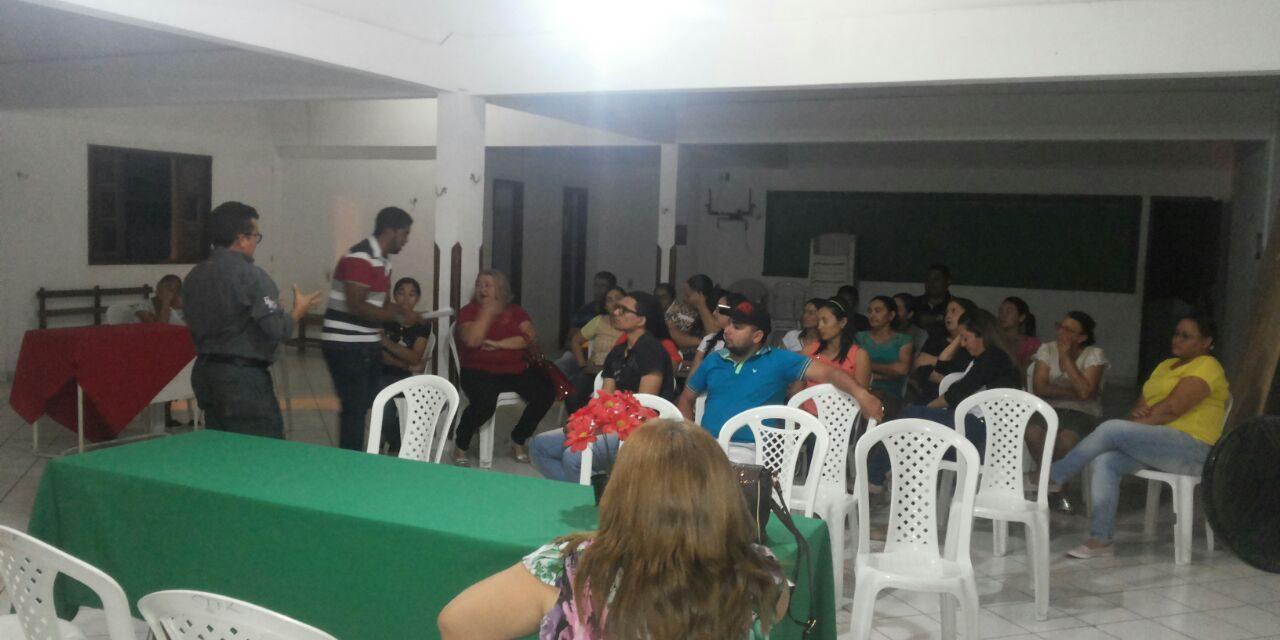 Parambu: Criada Comissão Municipal Provisória do Sindicato APEOC
