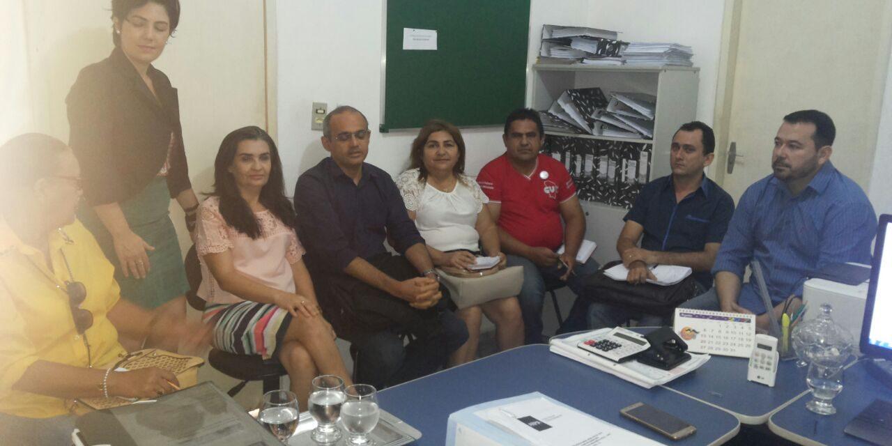Tauá: Comissão Municipal tem audiência com prefeito sobre Previdência