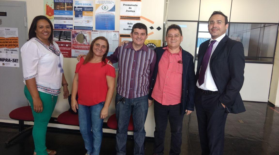 Catarina: Sindicato APEOC cobra repasse do precatório do Fundef