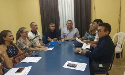 Itatira: Comissão Municipal tem reunião extraordinária com prefeito