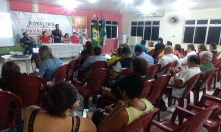 Direção Estadual do Sindicato APEOC se reúne em Fortaleza