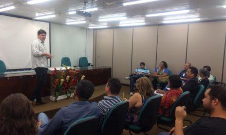 Compra da casa própria: Sindicato APEOC tem audiência com Seplag
