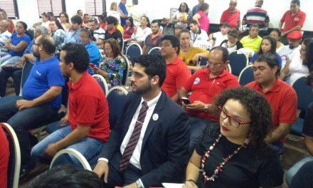 Sindicato APEOC participa de Seminário sobre Proteção Jurídico-Sindical