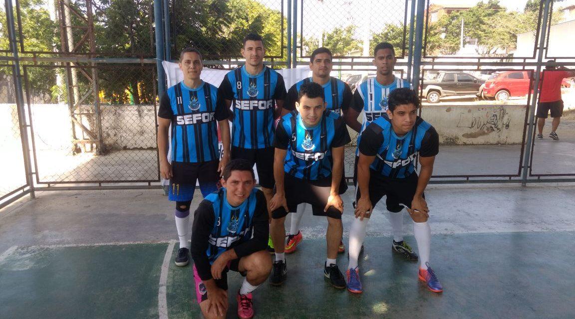 Equipe Sefor vence primeira etapa do torneio Mestres no Esporte