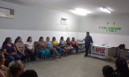 Arneiroz: Assembleia empossa Comissão Municipal e discute pautas da categoria