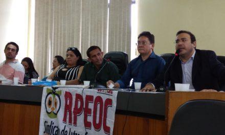 Pedra Branca: Professores participam de Assembleia sobre precatório do Fundef
