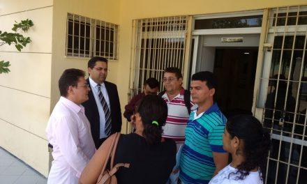 Caridade: Sindicato APEOC discute precatório do Fundef no Ministério Público