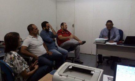 Chorozinho: Sindicato APEOC participa de reunião do Conselho Municipal de Previdência