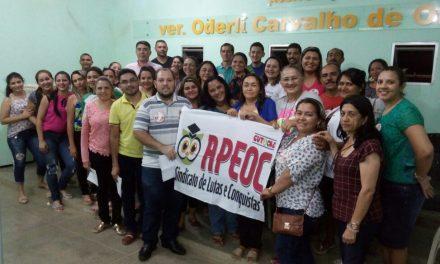 Chorozinho: Sindicato APEOC conquista alterações no PCCR