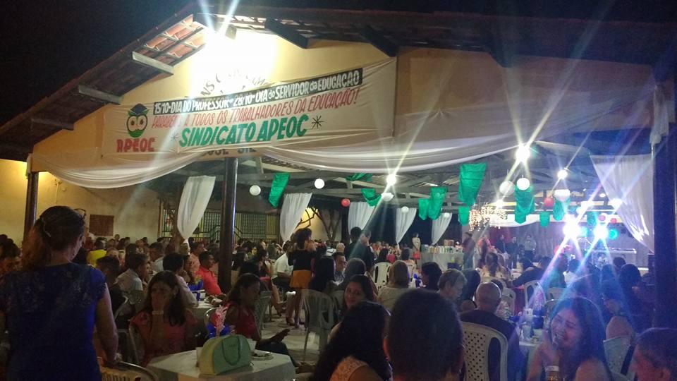 Camocim: Confraternização reúne centenas de sócios