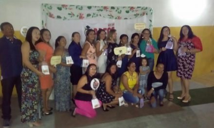 Parambu: Comissão Municipal realiza festa ao Dia do Professor