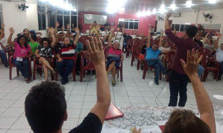 Direção Estadual aprova participação do Sindicato APEOC em Federação do Nordeste