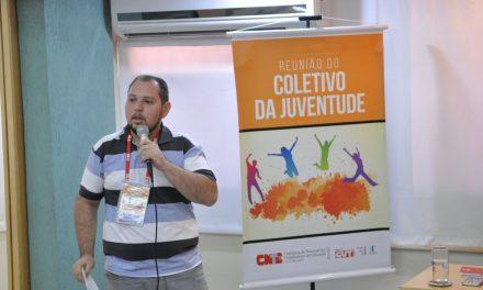 Sindicato APEOC participa de reunião do Coletivo da Juventude da CNTE