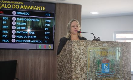 São Gonçalo: Sindicato APEOC leva demandas da categoria para Câmara de Vereadores