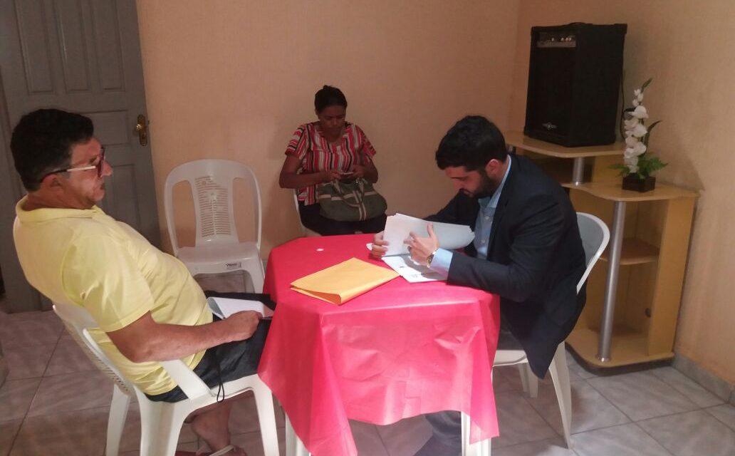 Solonópole: Jurídico atende a sócios e acompanha processos no Fórum