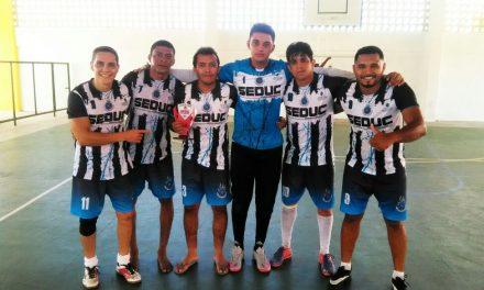 Equipe Sefor vence quarta etapa do torneio Mestres no Esporte