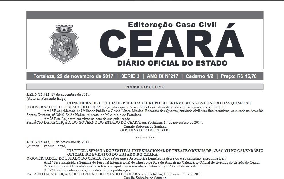 Lançados editais de certificação e seleção para Gestores Escolares da rede estadual